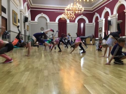 Dance Festival workshop 2018