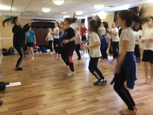 Dance festival Workshop 2018 2