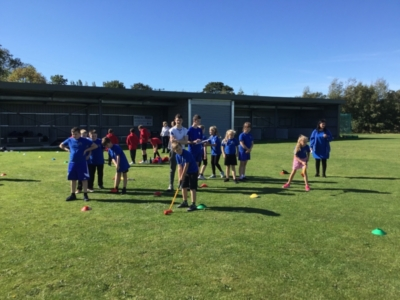 Darlington School Games Tri-Golf Festival