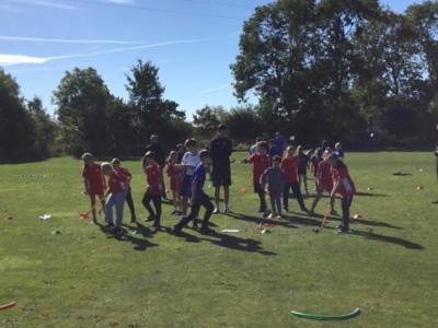 Darlington School Games Tri-Golf Festival